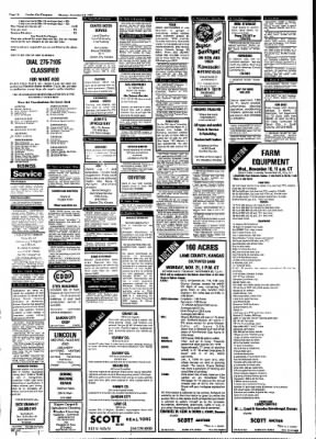 Garden City Telegram from Garden City, Kansas on November 14, 1977 · Page 16