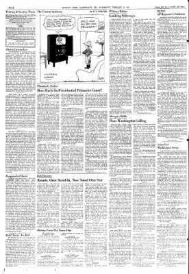 Cumberland Evening Times from Cumberland, Maryland on February 6, 1952 · Page 4
