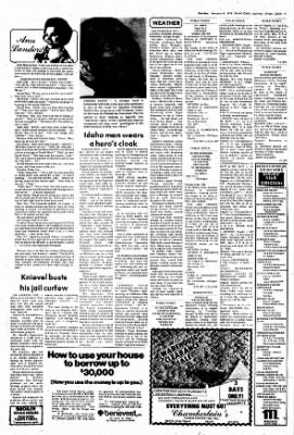 Ukiah Daily Journal from Ukiah, California on January 9, 1978 · Page 7
