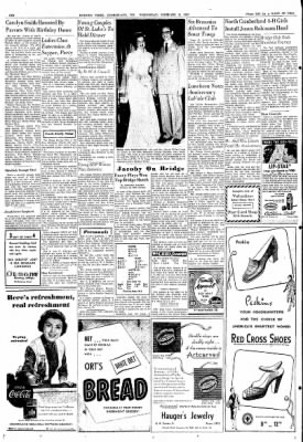 Cumberland Evening Times from Cumberland, Maryland on February 6, 1952 · Page 6