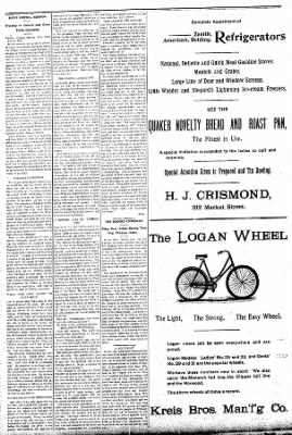 Logansport Pharos-Tribune from Logansport, Indiana on August 2, 1896 · Page 12