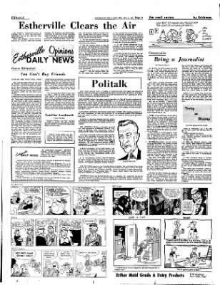 Estherville Daily News from Estherville, Iowa on January 5, 1972 · Page 4