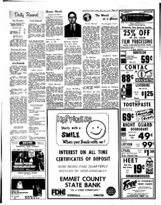 Estherville Daily News from Estherville, Iowa on January 5, 1972 · Page 10