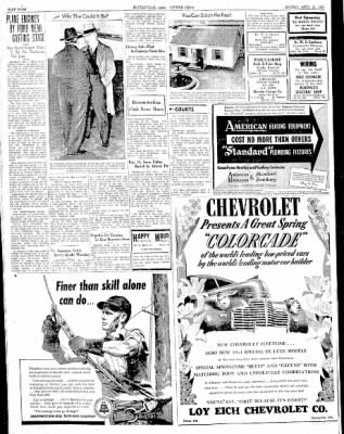 The Courier News from Blytheville, Arkansas on April 21, 1941 · Page 8