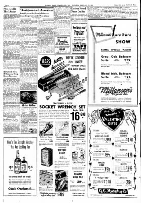 Cumberland Evening Times from Cumberland, Maryland on February 7, 1952 · Page 2