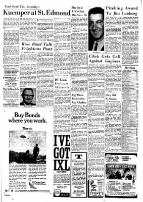 Carrol Daily Times Herald from Carroll, Iowa on November 3, 1967 · Page 2