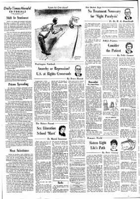 Carrol Daily Times Herald from Carroll, Iowa on November 3, 1967 · Page 3