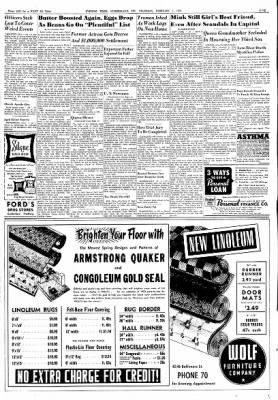 Cumberland Evening Times from Cumberland, Maryland on February 7, 1952 · Page 5