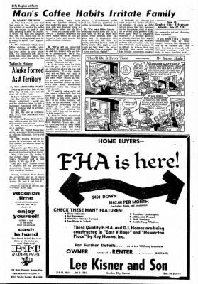 Garden City Telegram from Garden City, Kansas on July 27, 1963 · Page 15