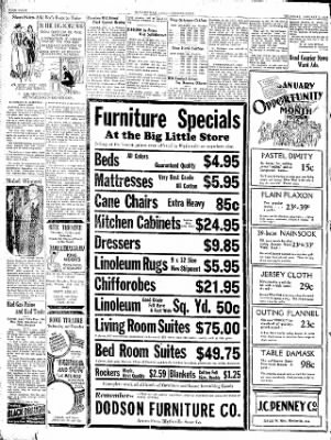 The Courier News from Blytheville, Arkansas on January 9, 1930 · Page 8
