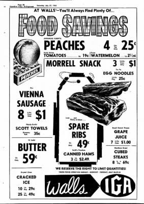 Garden City Telegram from Garden City, Kansas on July 27, 1963 · Page 20