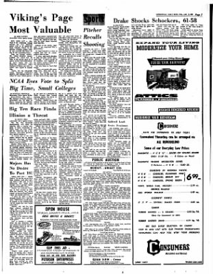 Estherville Daily News from Estherville, Iowa on January 7, 1972 · Page 7