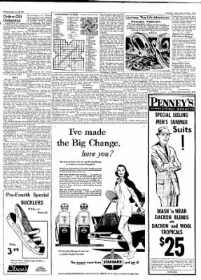 Logansport Pharos-Tribune from Logansport, Indiana on June 28, 1957 · Page 21