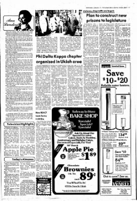 Ukiah Daily Journal from Ukiah, California on January 11, 1978 · Page 15