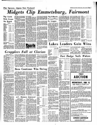 Estherville Daily News from Estherville, Iowa on January 10, 1972 · Page 7