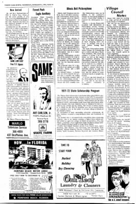 Forest Park Review from Forest Park, Illinois on November 4, 1970 · Page 14