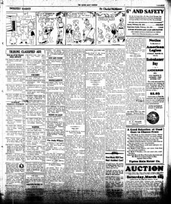 The Tipton Daily Tribune from Tipton, Indiana on March 20, 1930 · Page 7