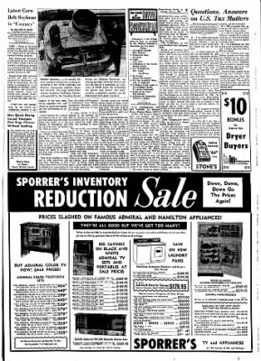 Carrol Daily Times Herald from Carroll, Iowa on November 6, 1967 · Page 7