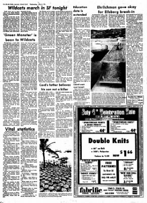 Ukiah Daily Journal from Ukiah, California on July 3, 1974 · Page 12