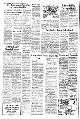 Panama City News-Herald from Panama City, Florida on September 12, 1973 · Page 2