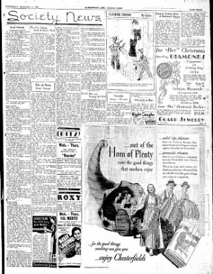 The Courier News from Blytheville, Arkansas on December 2, 1936 · Page 3