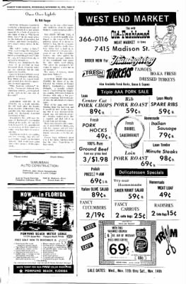 Forest Park Review from Forest Park, Illinois on November 11, 1970 · Page 10