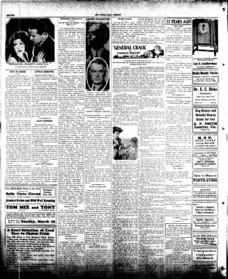 The Tipton Daily Tribune from Tipton, Indiana on March 22, 1930 · Page 2