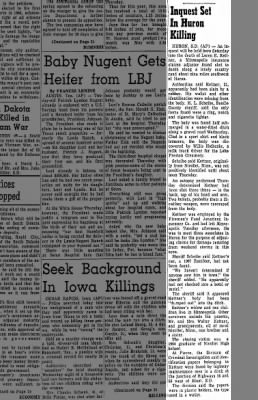 Daily Republic Mitchell, SD  23 June 1967
