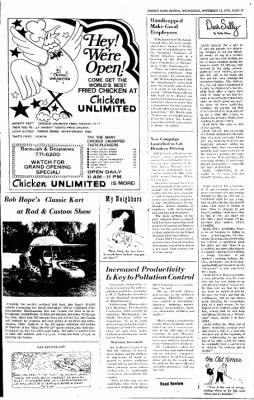 Forest Park Review from Forest Park, Illinois on November 11, 1970 · Page 15