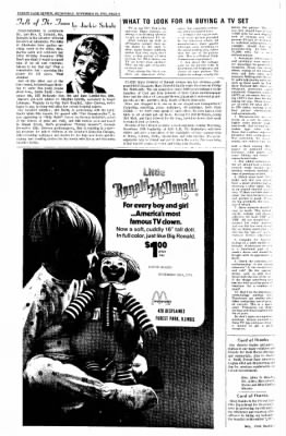 Forest Park Review from Forest Park, Illinois on November 18, 1970 · Page 6