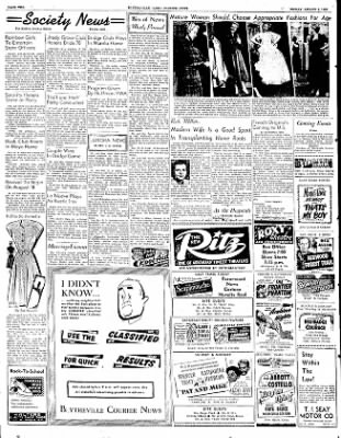 The Courier News from Blytheville, Arkansas on August 8, 1952 · Page 2