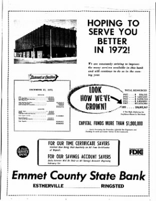 Estherville Daily News from Estherville, Iowa on January 12, 1972 · Page 12