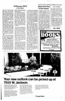 Forest Park Review from Forest Park, Illinois on November 18, 1970 · Page 19