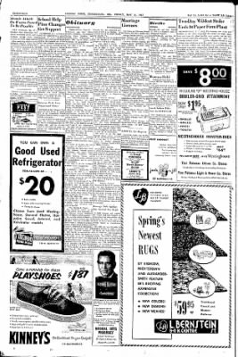 Cumberland Evening Times from Cumberland, Maryland on May 24, 1957 · Page 14
