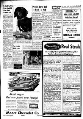 The Ottawa Herald from Ottawa, Kansas on April 22, 1959 · Page 10