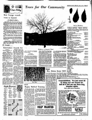 Estherville Daily News from Estherville, Iowa on January 14, 1972 · Page 3