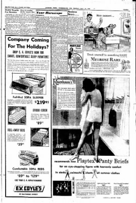 Cumberland Evening Times from Cumberland, Maryland on May 27, 1957 · Page 3
