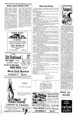 Forest Park Review from Forest Park, Illinois on December 2, 1970 · Page 6