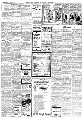 Cumberland Evening Times from Cumberland, Maryland on February 13, 1952 · Page 19