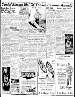 The Courier News from Blytheville, Arkansas on April 24, 1941 · Page 6