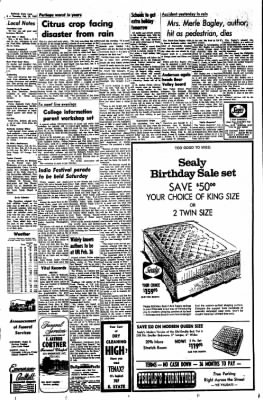 Redlands Daily Facts from Redlands, California on February 20, 1969 · Page 4