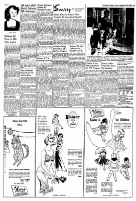 Redlands Daily Facts from Redlands, California on March 10, 1959 · Page 3