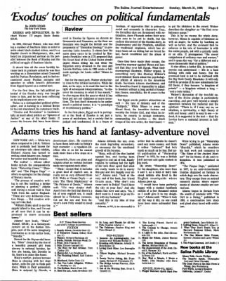 The Salina Journal from Salina, Kansas on March 31, 1985 · Page 53