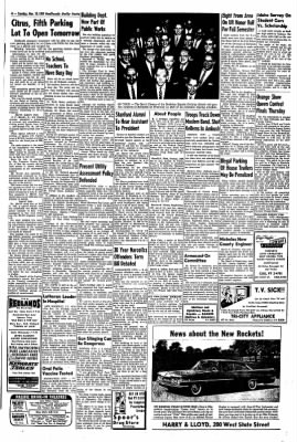 Redlands Daily Facts from Redlands, California on March 10, 1959 · Page 4