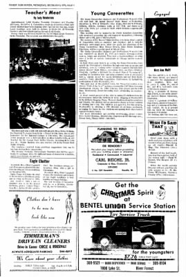 Forest Park Review from Forest Park, Illinois on December 9, 1970 · Page 4