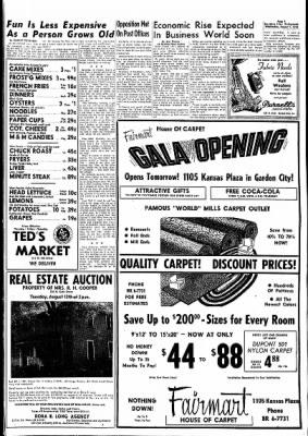 Garden City Telegram from Garden City, Kansas on August 7, 1963 · Page 5