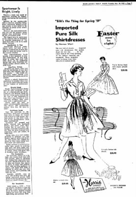 Redlands Daily Facts from Redlands, California on March 10, 1959 · Page 11