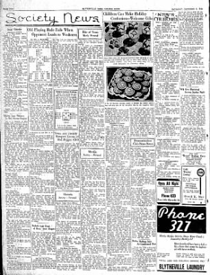 The Courier News from Blytheville, Arkansas on December 5, 1936 · Page 2