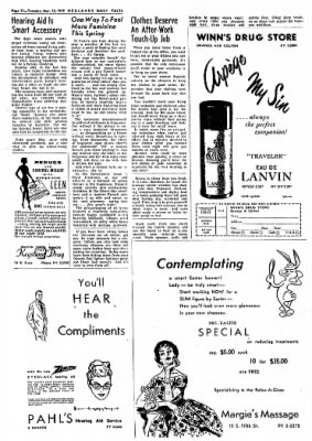 Redlands Daily Facts from Redlands, California on March 10, 1959 · Page 30