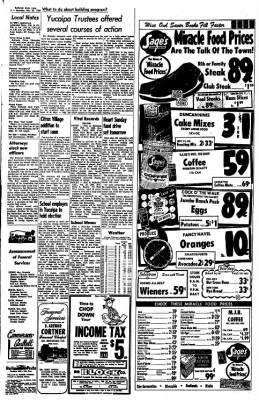 Redlands Daily Facts from Redlands, California on February 22, 1969 · Page 4